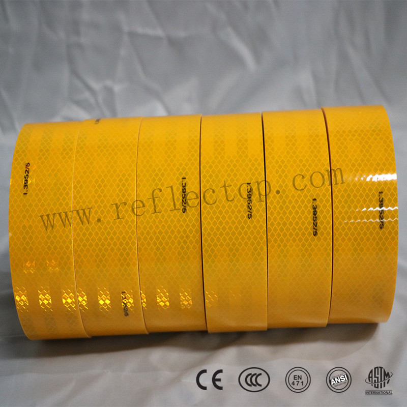 yellow reflective tape for trailer