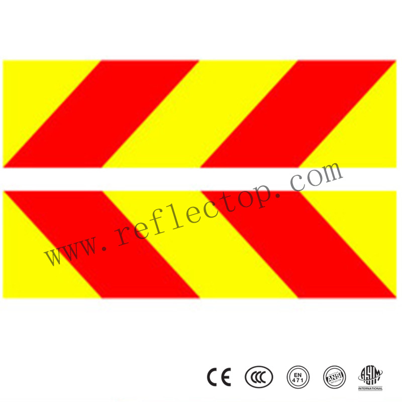 2 Truck Vehicle Trailer Reflective Safety Warning Panel