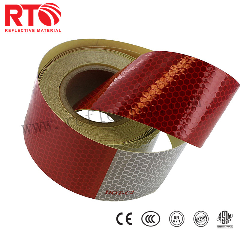 Conspiquity DOT C2 Tape The Brightest Reflective Tape For Trucks and Trailers