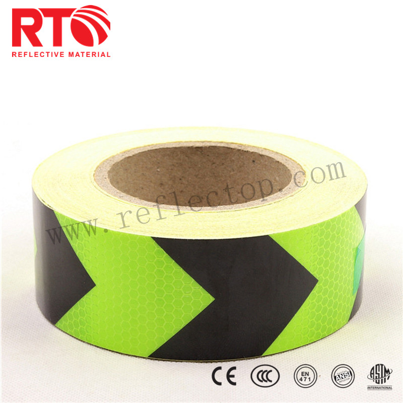 High Intensity Grade Arrow Reflective Tape