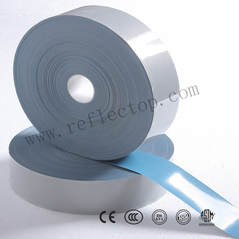 Silver Visibility Reflective Heat transfer For Colthing