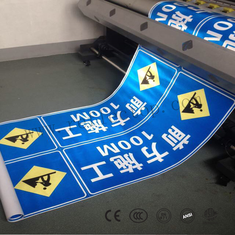 digital printing reflective vinyl