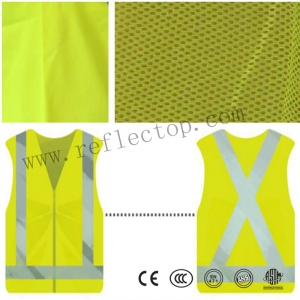 High Visible reflective Safety Vest