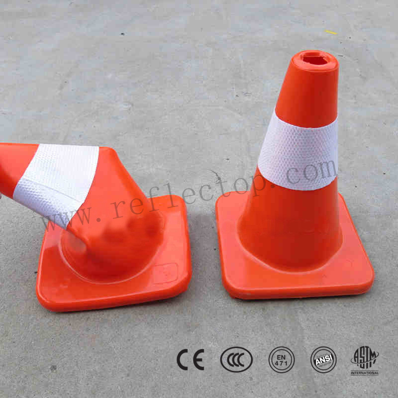 PVC cone for traffic safety