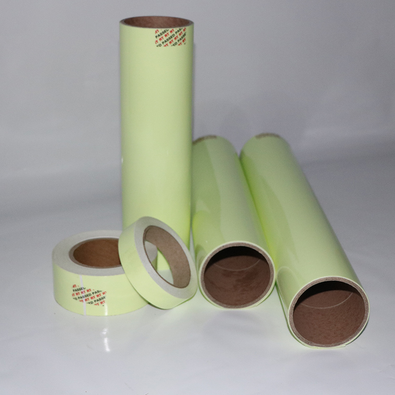 Glow In The Dark Self-adhesive Film